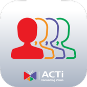 ACTi Contact Manager icon