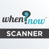 WhenNow Ticket Scanner icon