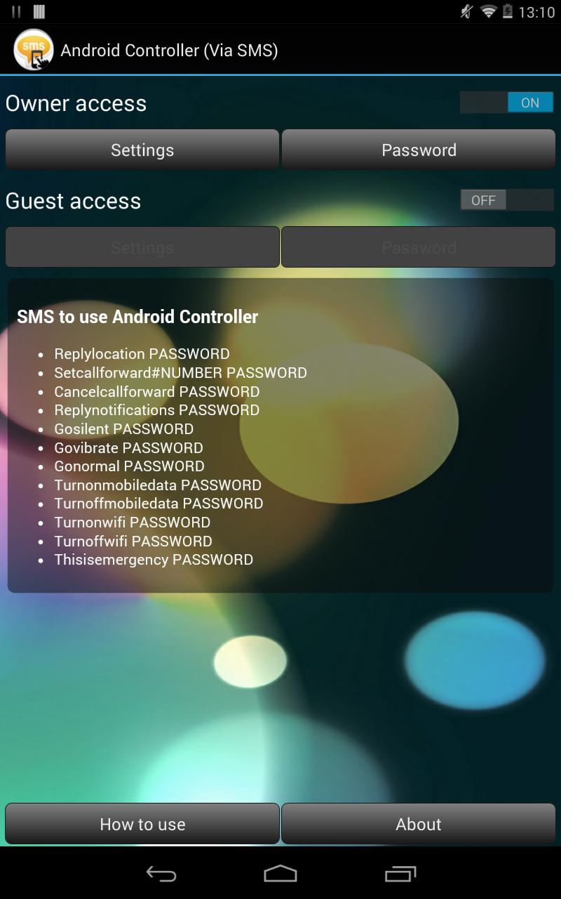 SMS Controller for Android for Android - APK Download