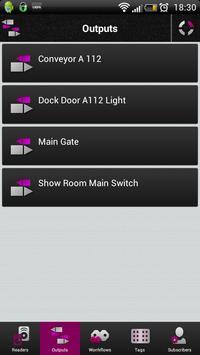 Envoy Mobile Application screenshot 3