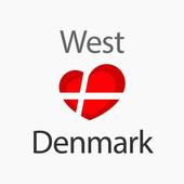 West Denmark icon