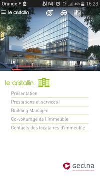 Le Cristallin - AroundYourLife screenshot 3