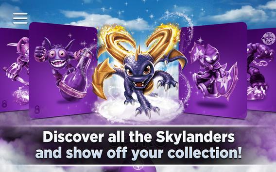 Skylanders Collection Vault™ poster