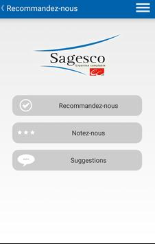 SAGESCO screenshot 4