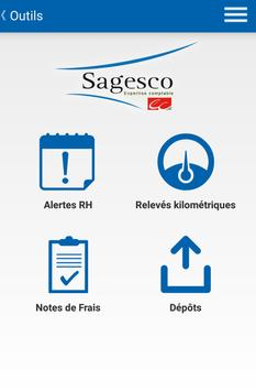 SAGESCO screenshot 1