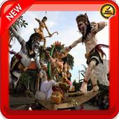 Activity Nyepi in Bali icon