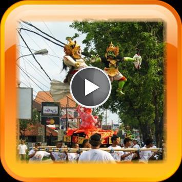 Activity Nyepi in Bali apk screenshot