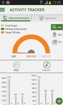 Pioneer India Activity Tracker apk screenshot