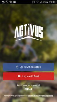 Activus poster