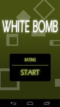 WHITEBOMB poster