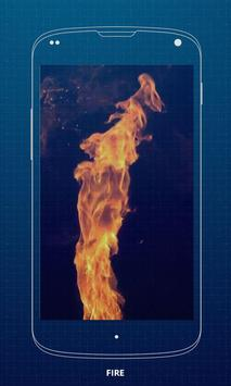 Fire Screen Burning apk screenshot