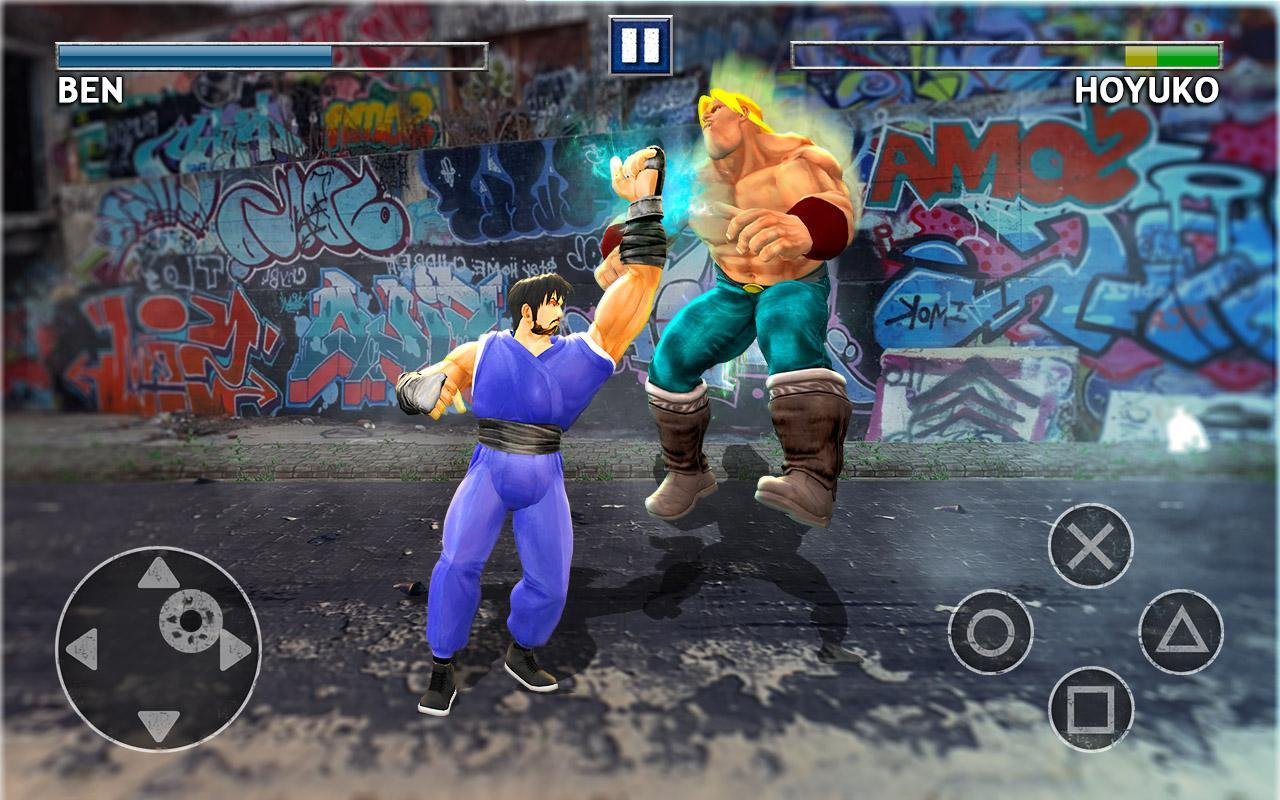 fighting games for android free download