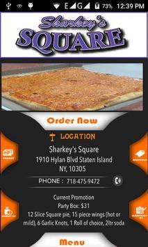 Sharkey's Square poster