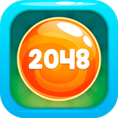 2048: Sweety 4x4 icon