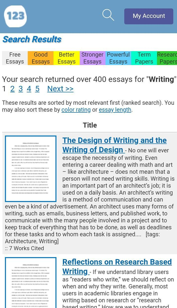 Thesis Persuasive Essay  Essay With Thesis Statement also Topics For High School Essays English Essay For Students For Android   Apk Download Process Essay Example Paper