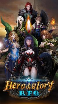 Hero & Glory - Auto Battle RPG poster
