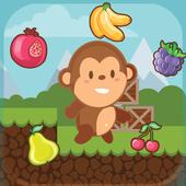 Monkey Run Adventure icon