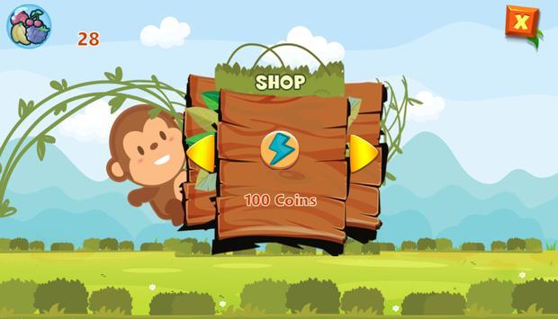 Monkey Run Adventure screenshot 3
