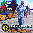 APK One Man Gangster: San Andreas