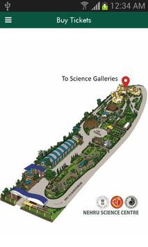Nehru Science Centre (Beta) screenshot 2