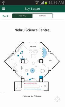 Nehru Science Centre (Beta) screenshot 4