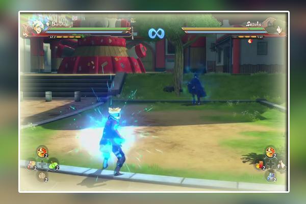 Boruto Battle Shinobi Striker for Android - APK Download