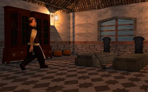 Strange Scary Neighbor 3D - Real Escape Games Free screenshot 11
