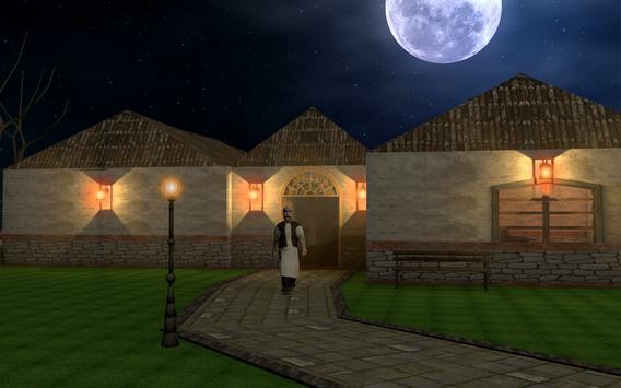 Strange Scary Neighbor 3D - Real Escape Games Free screenshot 2