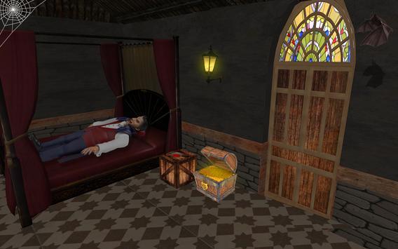 Vampire Night Adventure - Escape From Monster screenshot 10