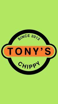 Tonys Chippy NE32 poster