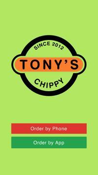 Tonys Chippy NE32 apk screenshot