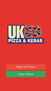 UK Pizza & Kebab S72 poster