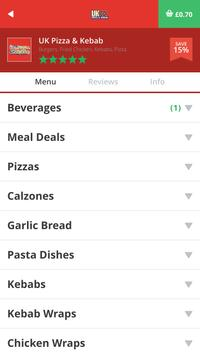 UK Pizza & Kebab S72 apk screenshot
