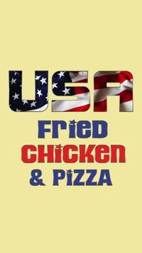 USA Fried Chicken LN2 poster