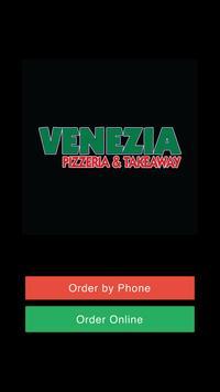 Venezia Pizzeria TS18 poster