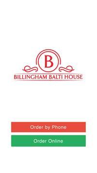 Billingham Balti House TS23 poster