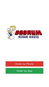 Bodrum Kebab House NE64 poster