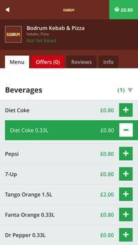 Bodrum Kebab & Pizza DN15 apk screenshot
