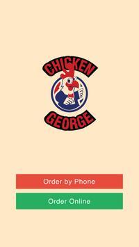 Chicken George poster