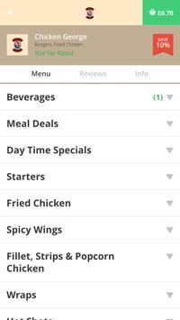 Chicken George apk screenshot