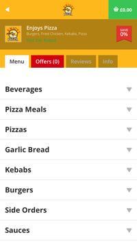 Enjoys Pizza NG17 screenshot 1