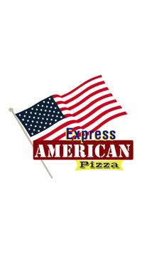 Express American Pizza SK1 poster