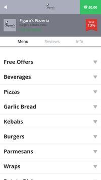 Figaros Pizzeria TS16 apk screenshot