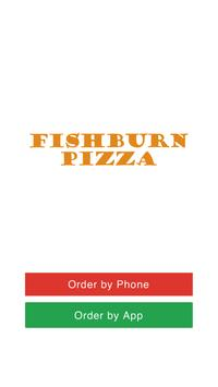Fishburn Pizza TS21 apk screenshot