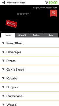 Windermere Food apk screenshot