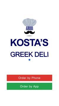 Kostas Greek Deli S1 apk screenshot