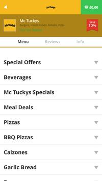 Mc Tuckys WN2 screenshot 2
