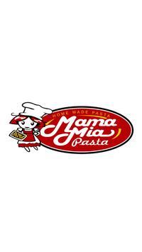 Mama Mia Pasta NE8 poster