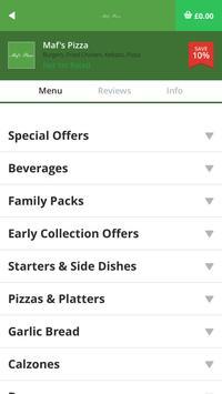 Mafs Pizza DN35 apk screenshot