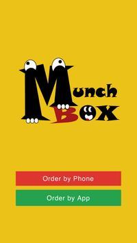 Munch Box LS2 poster